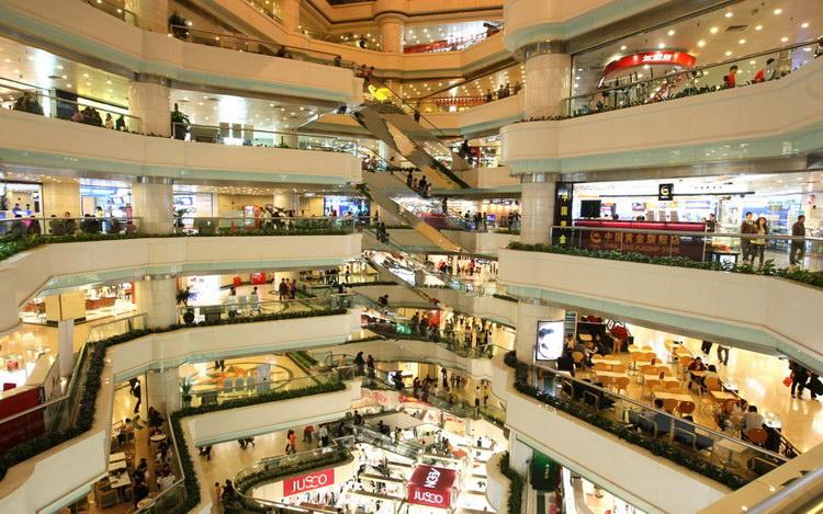 商场购物中心香氛解决方案